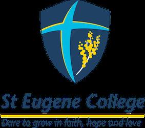 St Eugene College Logo